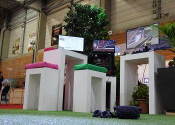 Stand Agglo - RecyclageVR au salon Habitarn